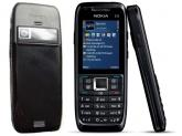 Nokia E51 black chrome